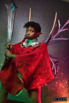 "Artemisia, ""Sparrowhawk"" Photographer: SF Design"