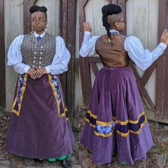J. Jangle Afro-Victorian